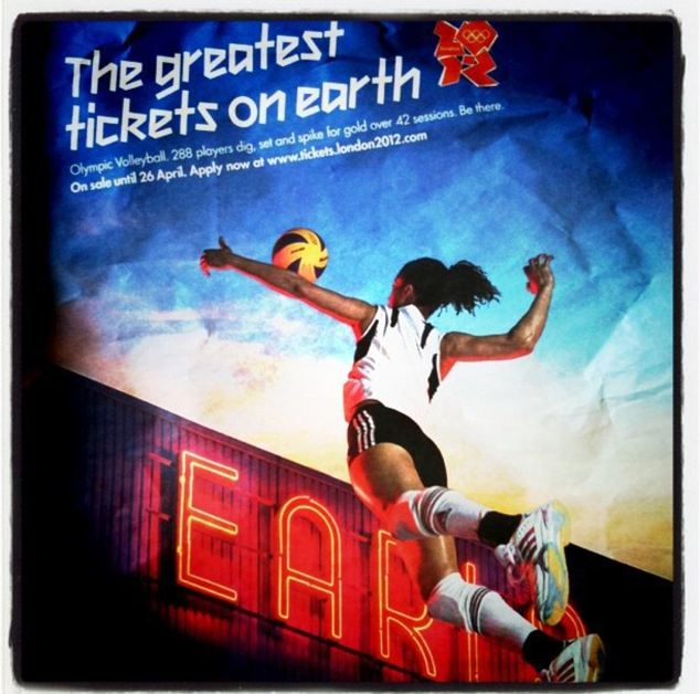 Olympic ticketing