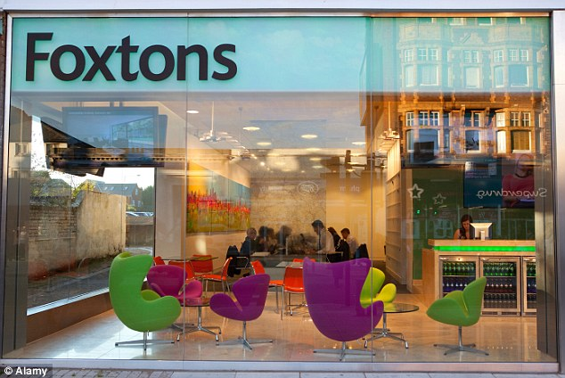 Fell on hard times: Foxtons was taken over by its lenders in 2010 after the credit crunch in a deal which slashed its debt, before the private equity firm regained control last year