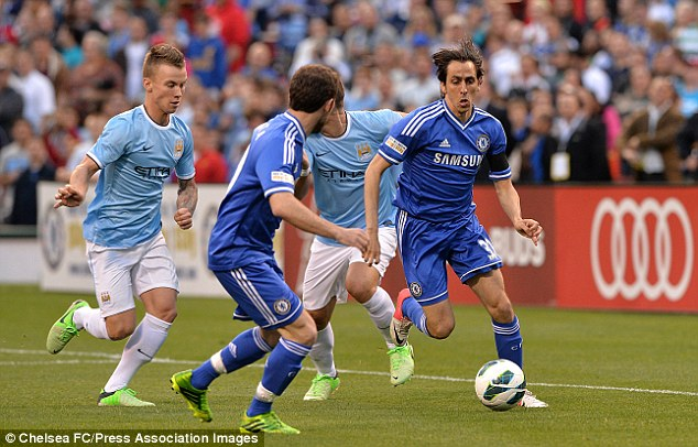 Gone: Yossi Benayoun was one of eight players released by Chelsea