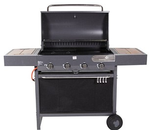 Blooma Hanang 4-Burner Gas Barbeque