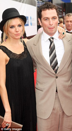 Co-stars: Matthew Rhys and Sienna Miller at the world premiere of The Edge Of Love at the 62nd Edinburgh International Film Festival