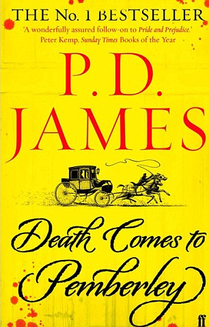Filming the adaptation of Death Comes To Pemberley by P.D. James, which is set six years on from Pride And Prejudice, begins later this month
