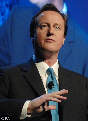 In trouble? David Cameron could be set to face a 'vote of no confidence' in his leadership from party members