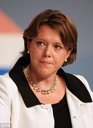 Maria Miller, culture secretary, is expected to speak out abut child porn at a summit next week