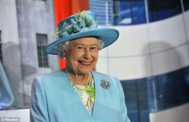 The Queen has continued with her royal engagements and visited the BBC Broadcasting House on Friday