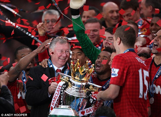 Manchester United won the Premier League