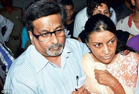 Rajesh and Nupur Talwar want the results of the CBI-conducted tests on record