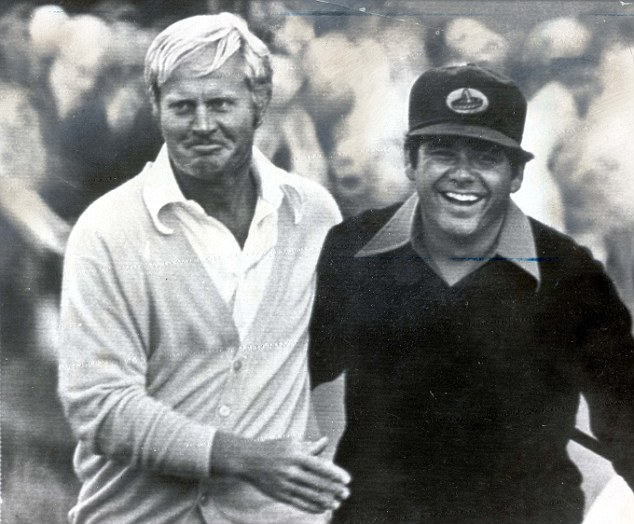 History: Lee Trevino beat Nicklaus in a play-off at the 1971 US Open at Merion
