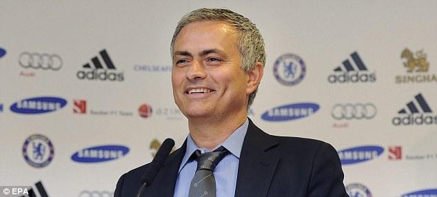 Mourinho back at Chelsea