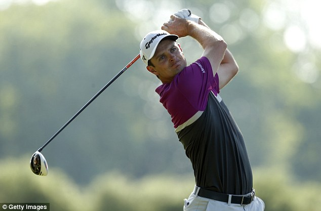 Problem: Justin Rose admitted that the reason the Englishmen hadn't won a major was down to nerve