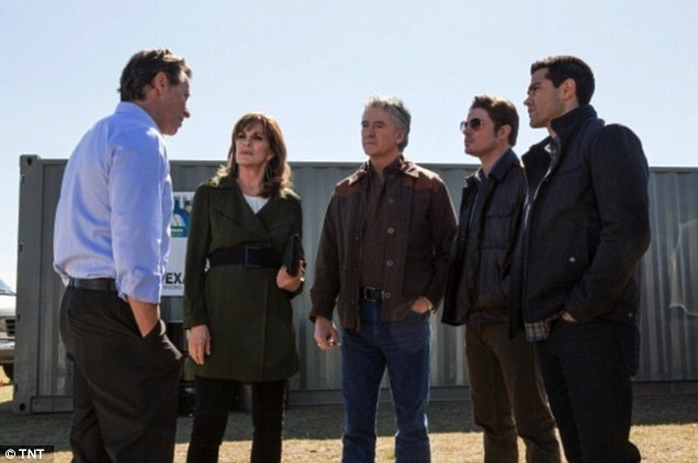 Soap: Audiences can expect plenty more business wrangling, infidelity, and backstabbing among the family of oil tycoons living on Dallas's palatial Southfork Ranch