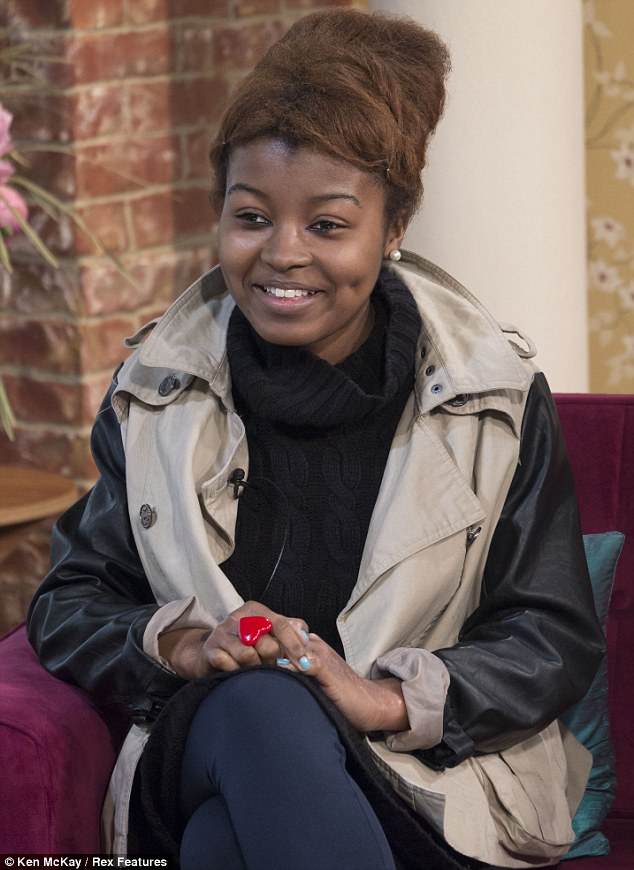 Hitachi Baylou says she's still a virgin because her OCD has robbed her of a sex life
