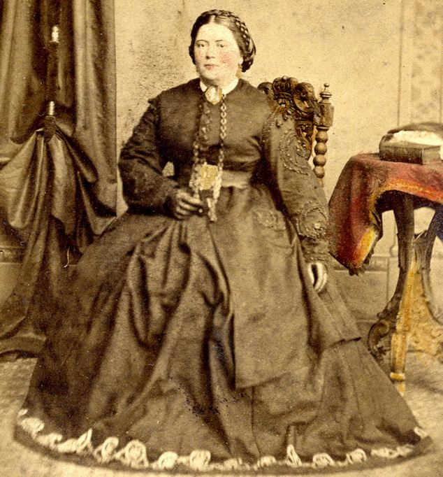 Mary Meller spent three years in Broadmoor after trying to cut her maid's throat in an alcohol-fuelled rage