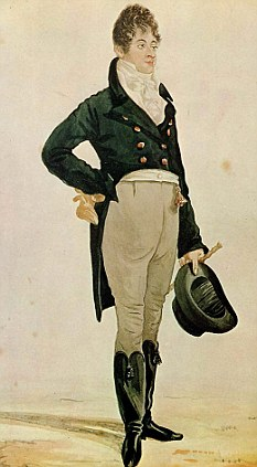 The original dandy: Beau Brummel