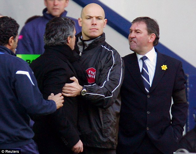 Mourinho and Robson