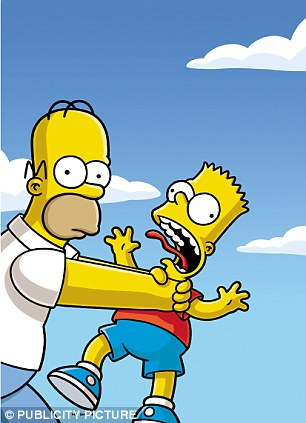 D'oh! Shows like The Simpsons have turned fathers and fatherhood into a laughing stock