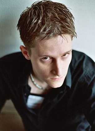 Edward Snowden Modelling shot