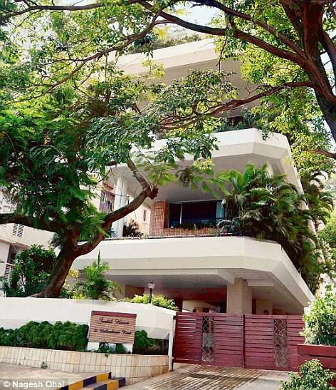 Jindal House at Mumbai's Walkeshwar Road