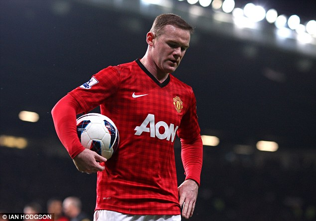 Leaving? Wayne Rooney's future still hangs in the balance at Old Trafford