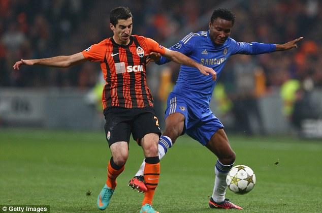 Wanted: Shakhtar Donetsk's  Henrik Mkhitaryan is on Liverpool's radar