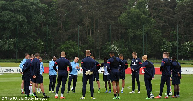 Preparations: Bigirimana says the bonding between the team has been aided by boss Peter Taylor
