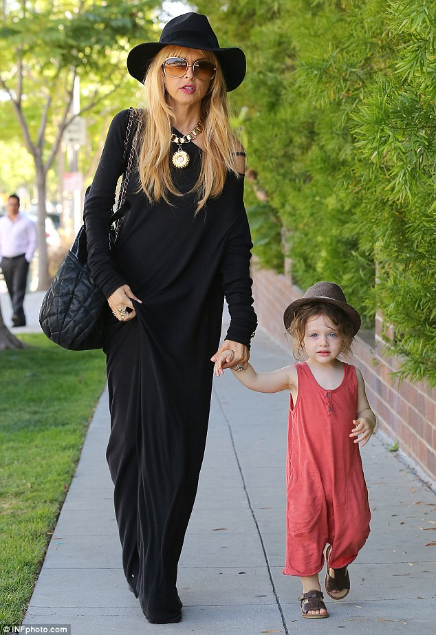 Criticism: The reality star has been the focus of public scrutiny after claims that she's fashioned her son to 'look like a girl'