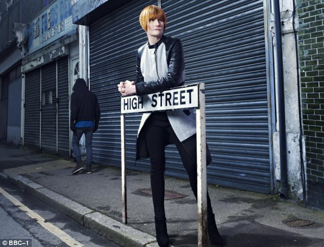 Battle: Retail guru Mary Portas has been hired to revive Britain's ailing high streets. She has spoken out against the proposed Tesco