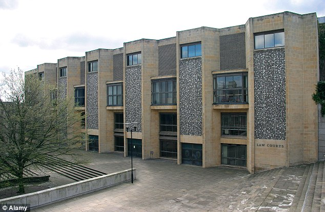 'Tragic': The judge at Winchester Crown Court (pictured) said 'this is about as upsetting a case as can be imagined'
