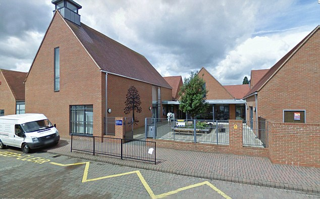 King lost her job as a lunchtime supervisor at Elvetham Heath Primary School as a result of the charges