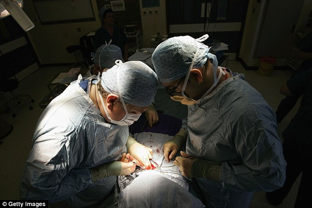 Unfair: The NHS has a finite capacity, and the tragic consequence of all these ineligible patients is that British taxpayers are kept on waiting lists and drugs are denied them while the emergency treatment of overseas visitors takes precedence