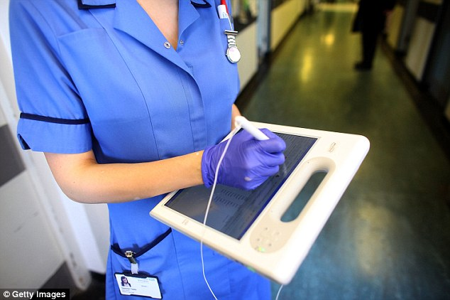 Cost: An NHS hospital will charge around £180 for a renal dialysis treatment, compared to £500 in the private sector