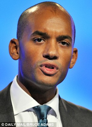 Chuka Umunna, the shadow business secretary, wants more foreign student visas to be granted