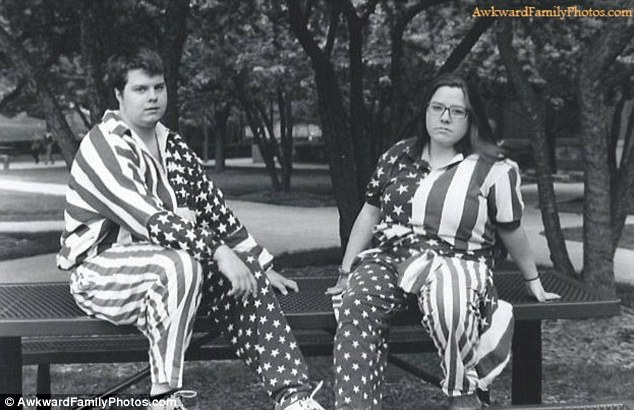 Black, White, & Grey: It's a little known fact that the American Flag used to be black and white before colour photography came along