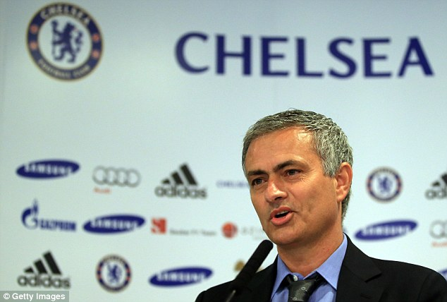 Magic touch: Torres says that he hopes Jose Mourinho can make him the world's best once again