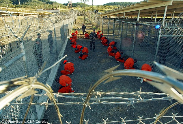 More than 40 Guantanamo Bay detainees are force-fed each day