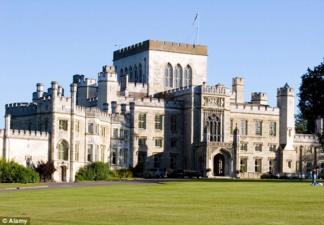 Course: The three-day programme was held at Ashridge Management College, near Berkhamsted, Hertfordshire, last year