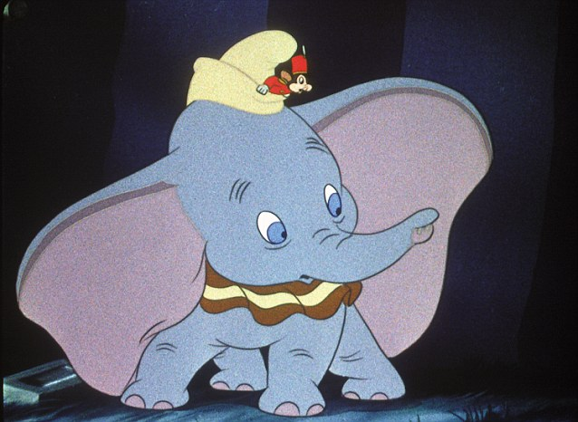 On demand: Viewers who subscribe to Amazon's LoveFilm movie streaming service will be able to watch Disney films such as classic favourite Dumbo, pictured
