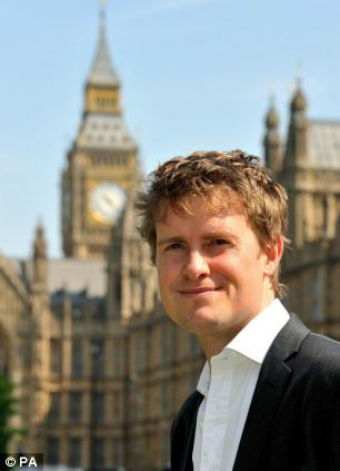 Historian: Labour education spokesman Tristram Hunt faced charges of hypocrisy after taking lessons himself while campaigning against unqualified teachers