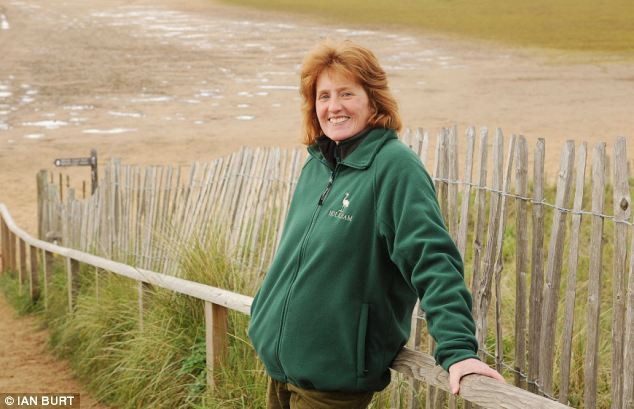 Conservation manager Sarah Henderson said 'persistent anti-social behaviour' forced them into the ban