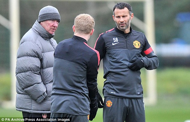 Next boss? Ryan Giggs is traveling to Turkey as part of his UEFA Pro License