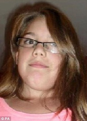 Victim: Tia Sharp, 12, who was murdered by Stuart Hazell