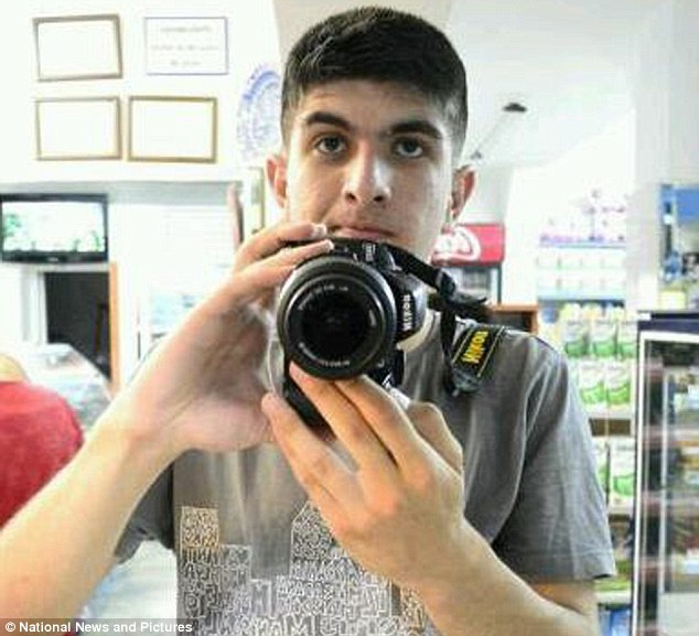 Mert Karaoglan was discovered dead on the railway line by paramedics who were unable to help him