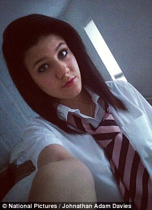 Charleigh Disbrey went to Hertswood Academy in Borehamwood, Hertfordshire