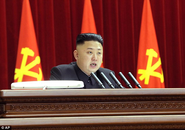 News has emerged from highly secretive North Korea that its leader, Kim Jong Un, has distributed copies of Hitler's Mein Kampf to senior officials to see what they can draw from it