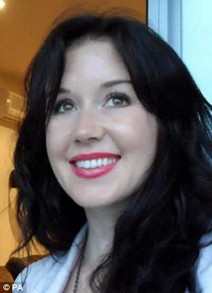 Jill Meagher who was murdered in Melbourne, Australia, last year