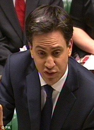 Yesterday in the Commons, Ed Miliband tried to tackle the PM on his reaction to the Parliamentary Commission on Banking Standards, which wants to rein in bad bankers