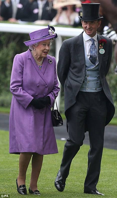 The Queen has attended every day of Royal Ascot so far, despite the absence of her husband Prince Philip who is at home resting after his recent hospitalisation