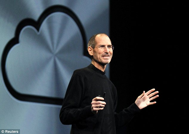 Prolific: Jobs in 2011, a few months before his death, presenting one of his trademark product launches