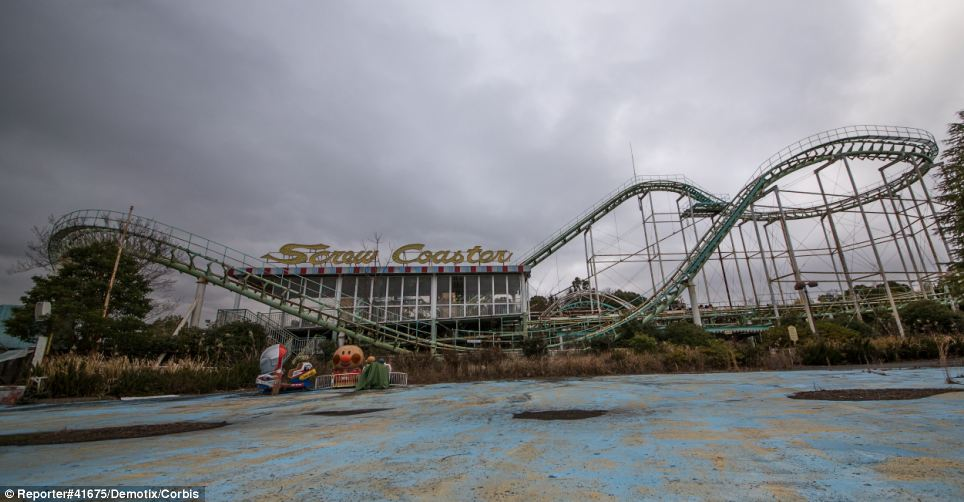 Due to lack of visitors Nara Dreamland eventually closed down, but it had operated since 1961