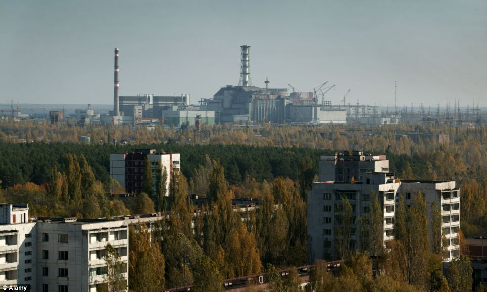 After the Chernobyl disaster in the 1980s, the town of Pripyat has been uninhabited
